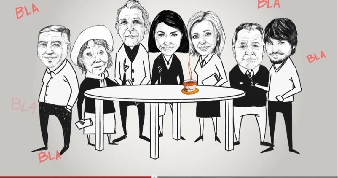 Animation Café des Âges 2013-2014 @ Miselerland