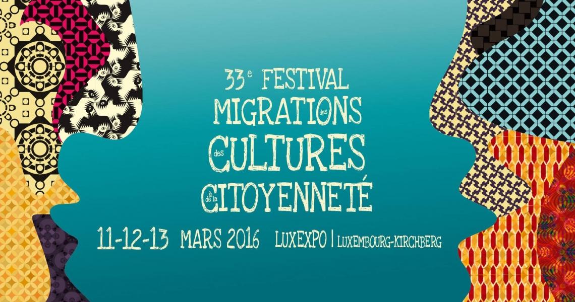 Rückblick in Bildern: die Gemeinden Dalheim, Bad-Mondorf und Waldbredimus mit ihren CCCI beim Festival des Migrations, des Cultures et de la Citoyenneté 2016